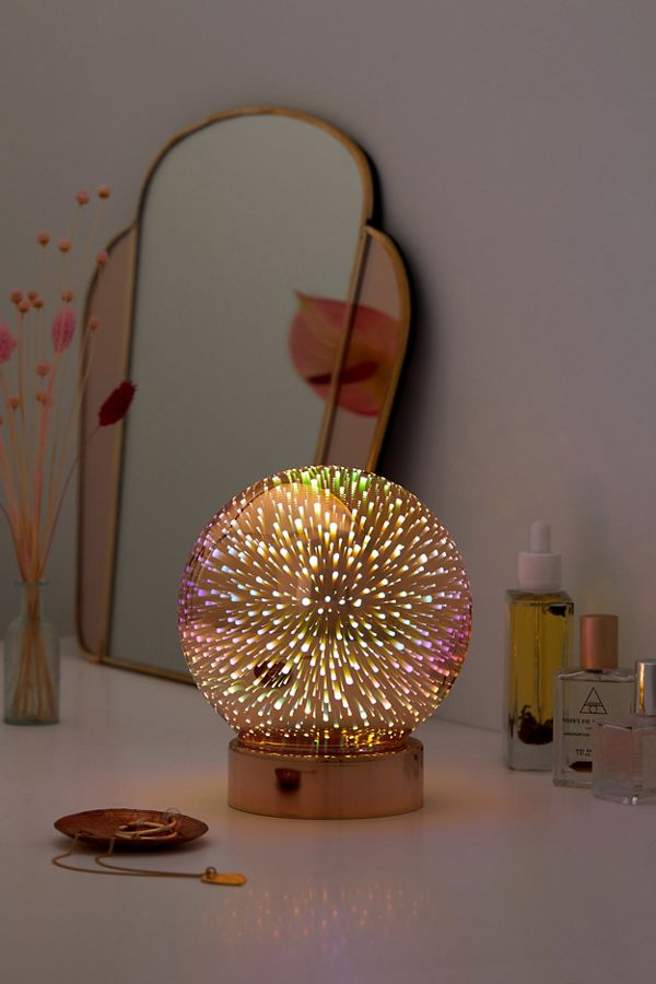 Slide View 1 Galaxy Globe Table Lamp