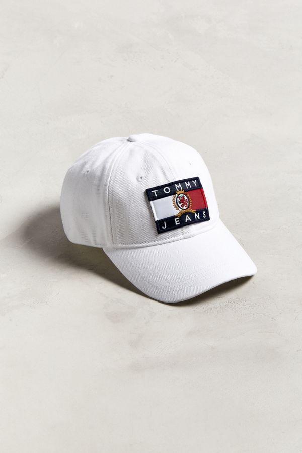 Tommy Jeans Flag Baseball Hat  014acd6456b