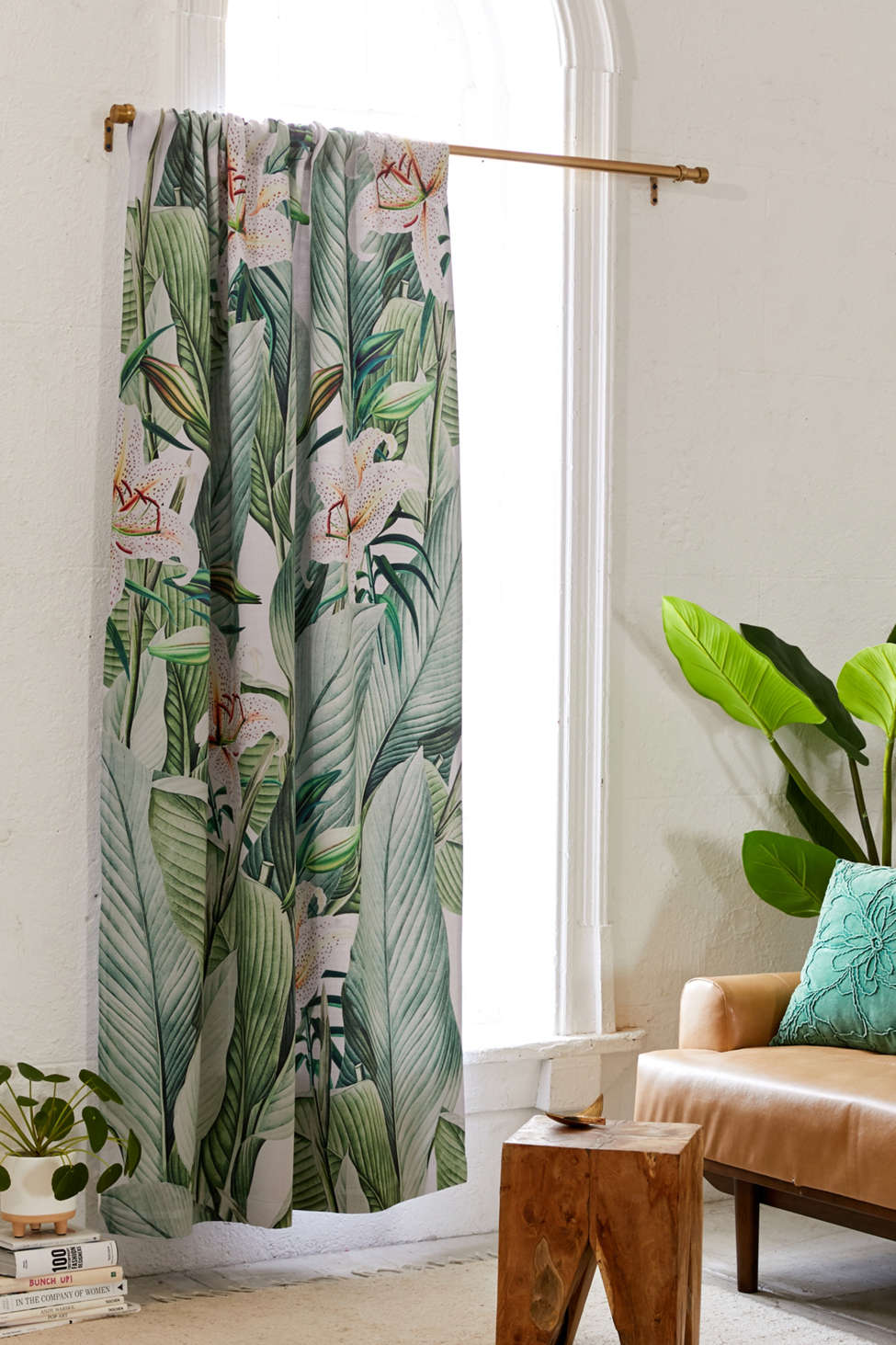 Slide View: 1: Gale Switzer For Deny Tropical State Room Darkening Window Panel