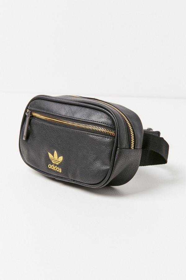 33a6215400f1 Slide View  2  adidas Originals Faux Leather Belt Bag