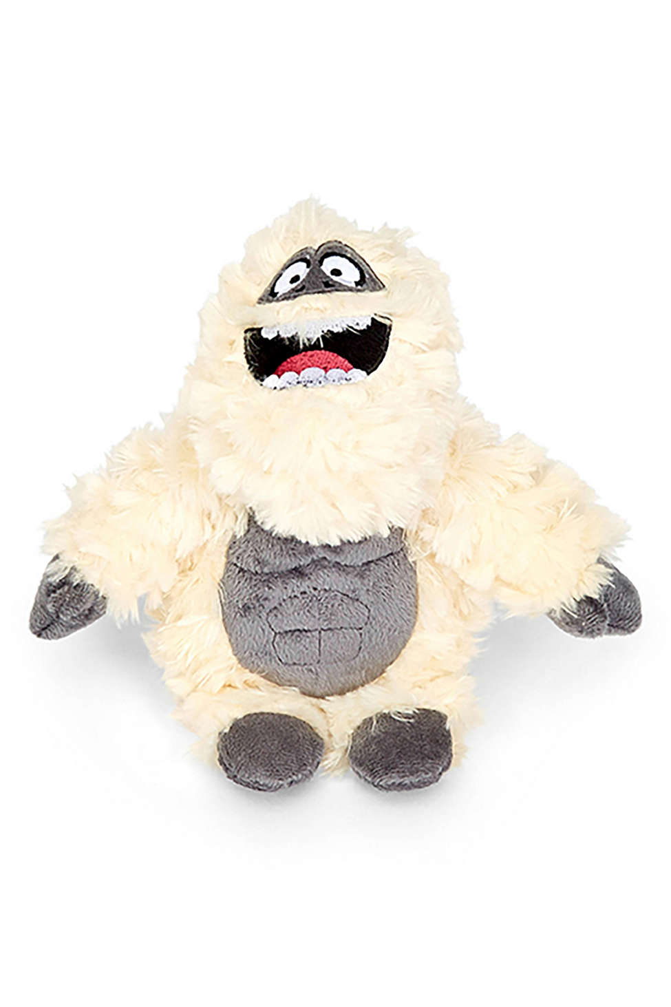 Slide View: 1: BARK Adorable Snowman Dog Toy