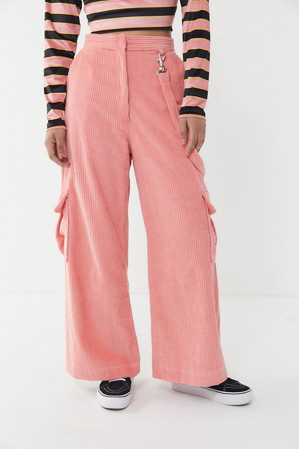 the ragged priest combat corduroy cargo pant urban outfitters