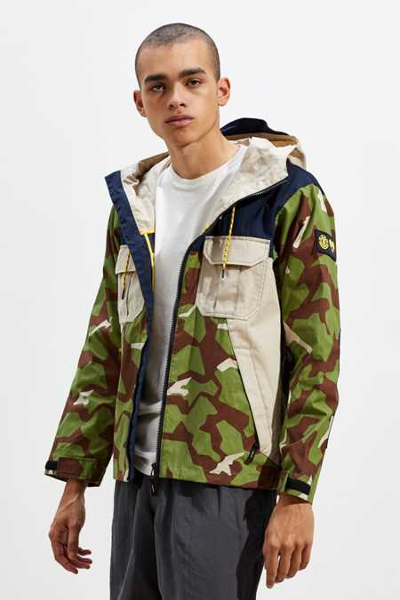 Element X Griffin Camp Anorak Jacket