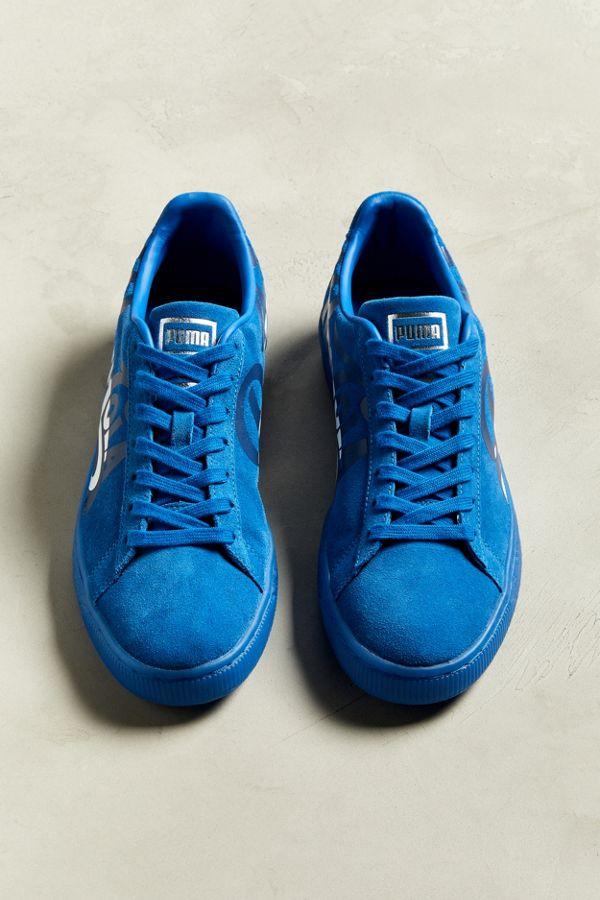 e5091d0dd8d4 Slide View  5  Puma X Pepsi Suede Classic Sneaker