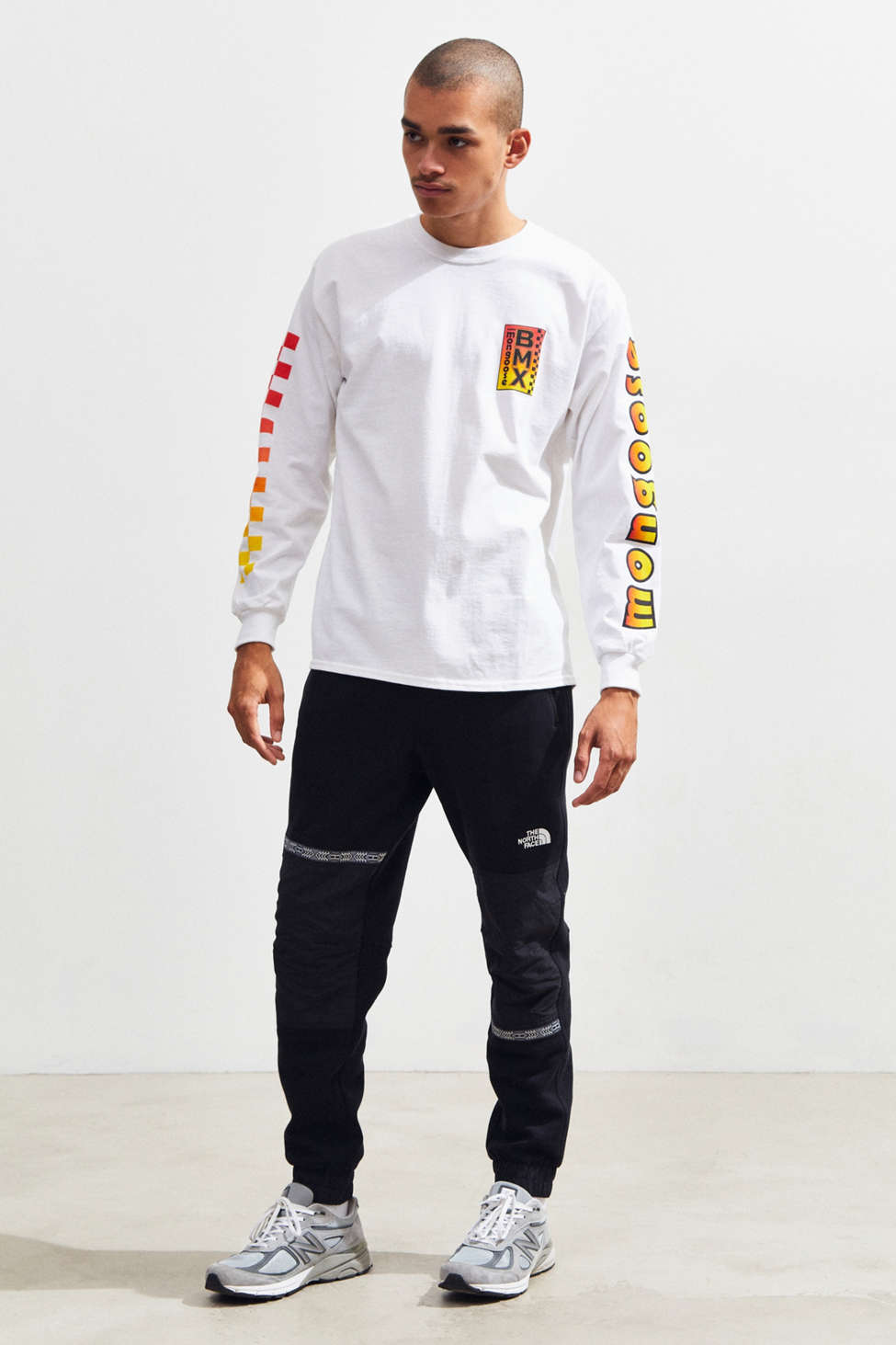Mongoose Long Sleeve Tee by Urban Outfitters