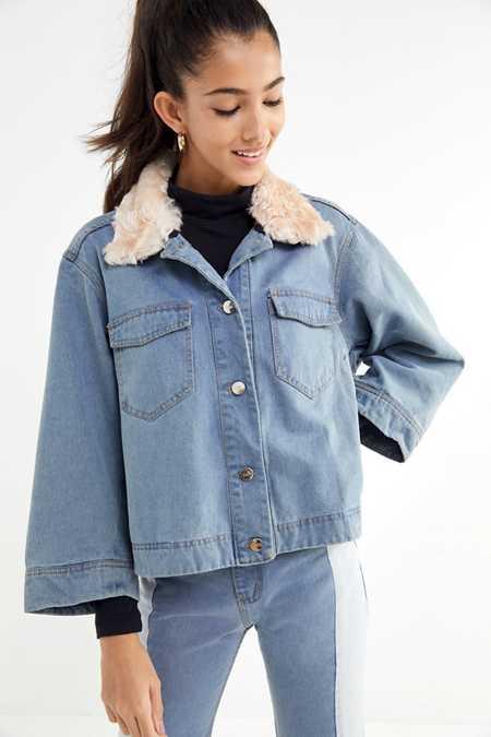 Tach Clothing Women S Faux Fur Teddy Fuzzy Jackets Urban