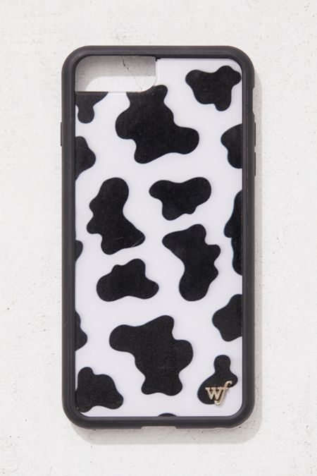 Wildflower Moo Moo iPhone Case 617e52c488a9f