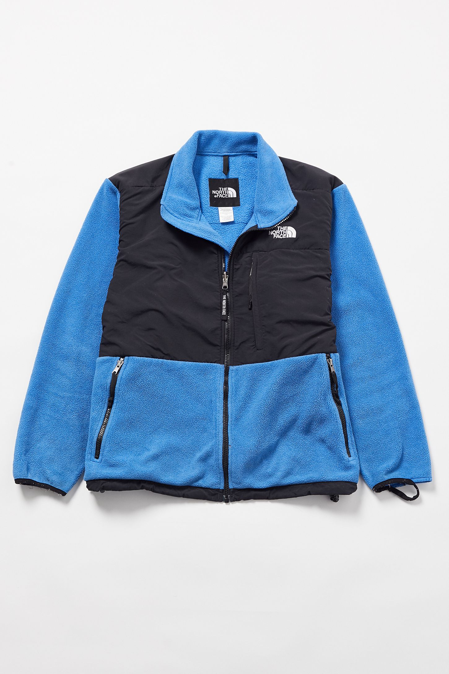 Black Blue The Outfitters Jacket Urban Fleece Face North Vintage IBvdtxRn 5c9aced71de