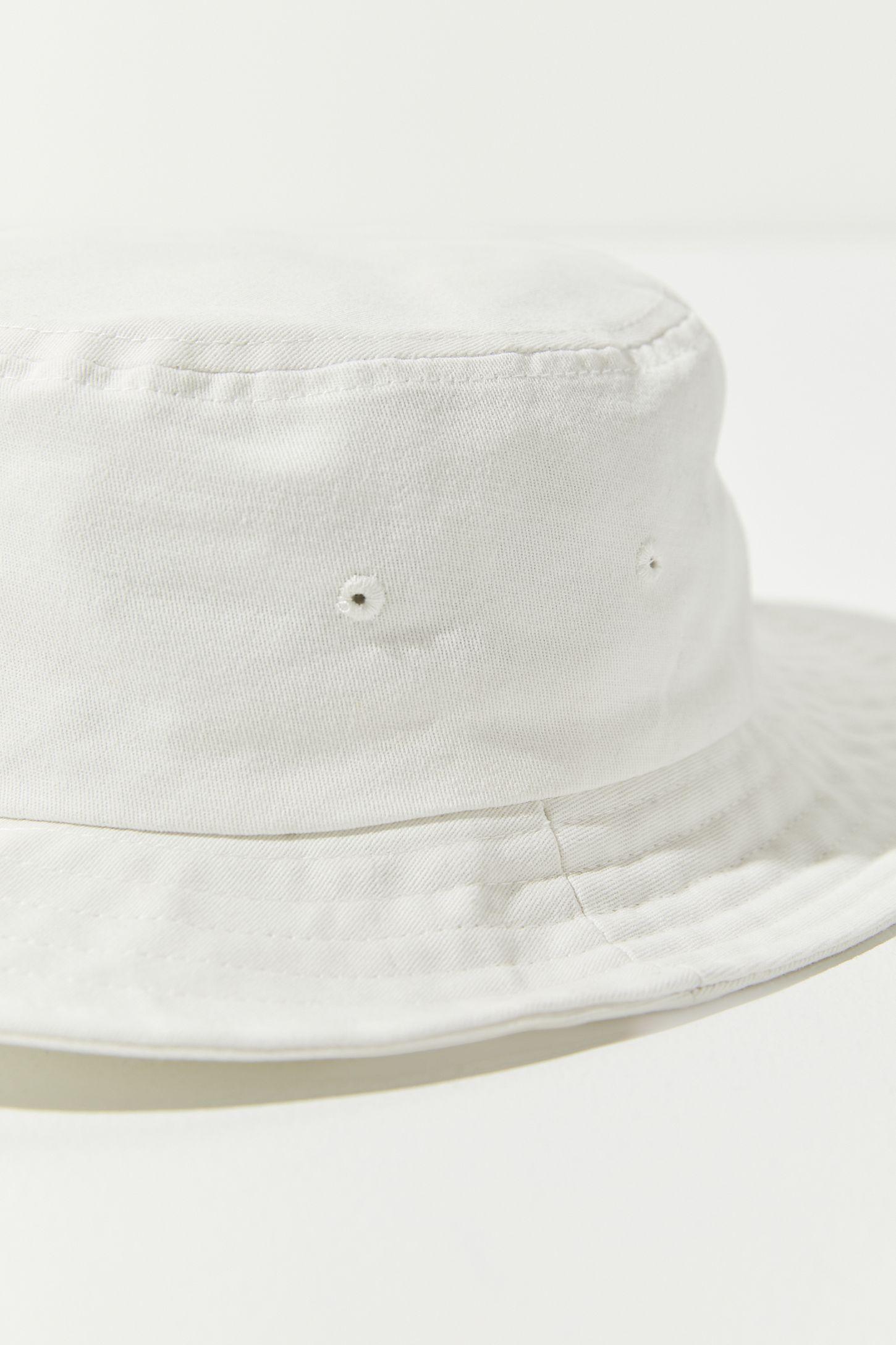 Slide View  3  Chloe Canvas Bucket Hat 007fd7582f0e