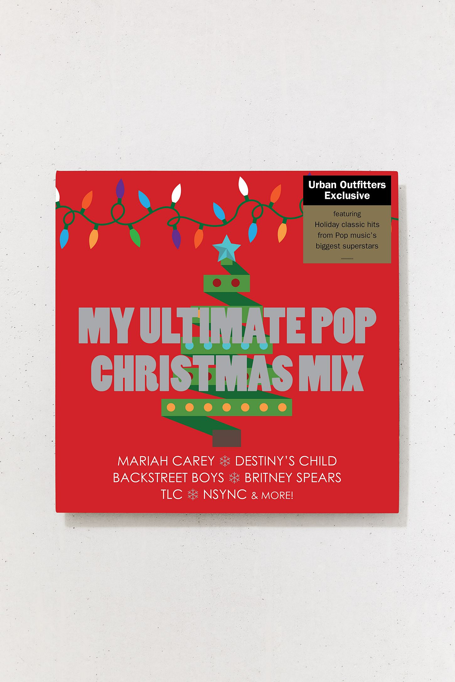 Various Artists - My Ultimate Pop Christmas Mix Limited LP   Urban ...