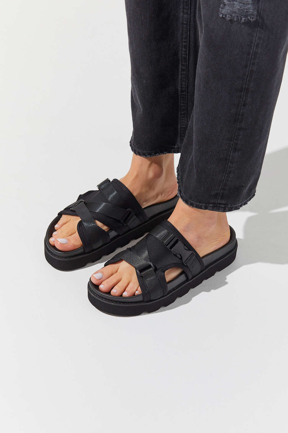 Uo Sport Slide Sandal by Urban Outfitters