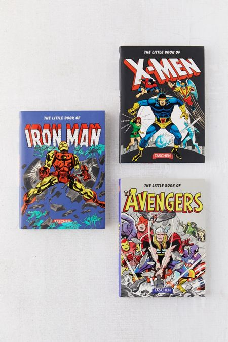 little marvel book gift set