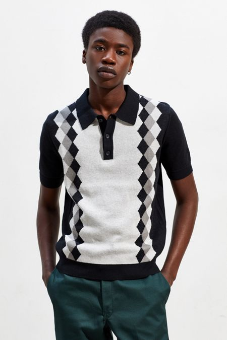 Mens Sweaters Crew Neck Cardigan More Urban Outfitters