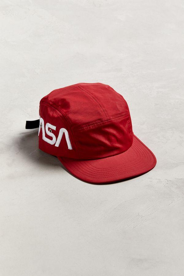 Slide View  1  NASA 5-Panel Hat ab5d2610c30