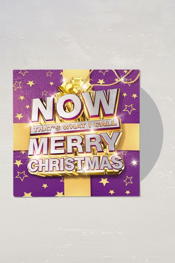 Various Artists - NOW That\'s What I Call Merry Christmas 2018 2XLP ...