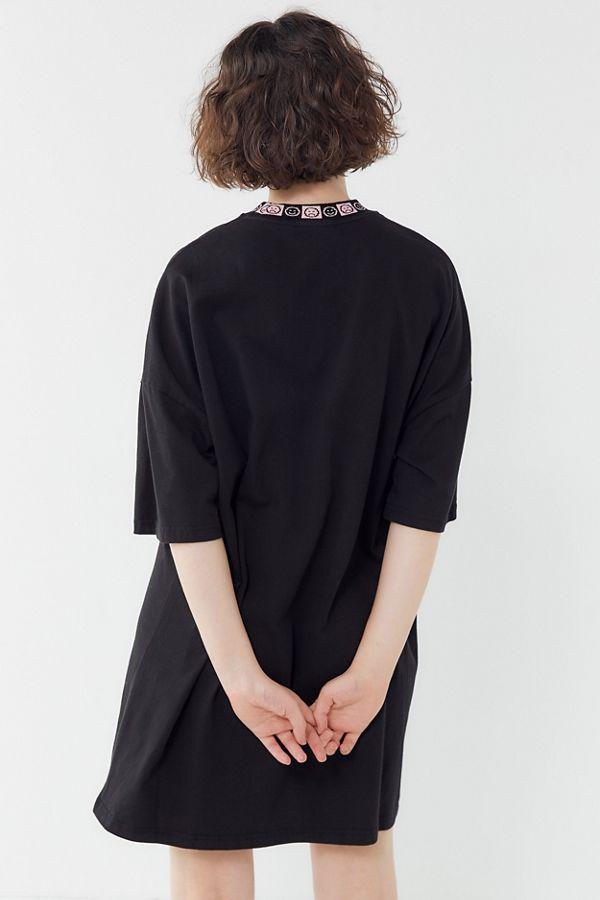 Lazy Oaf Happy Sad Oversized T Shirt Dress Urban Outfitters