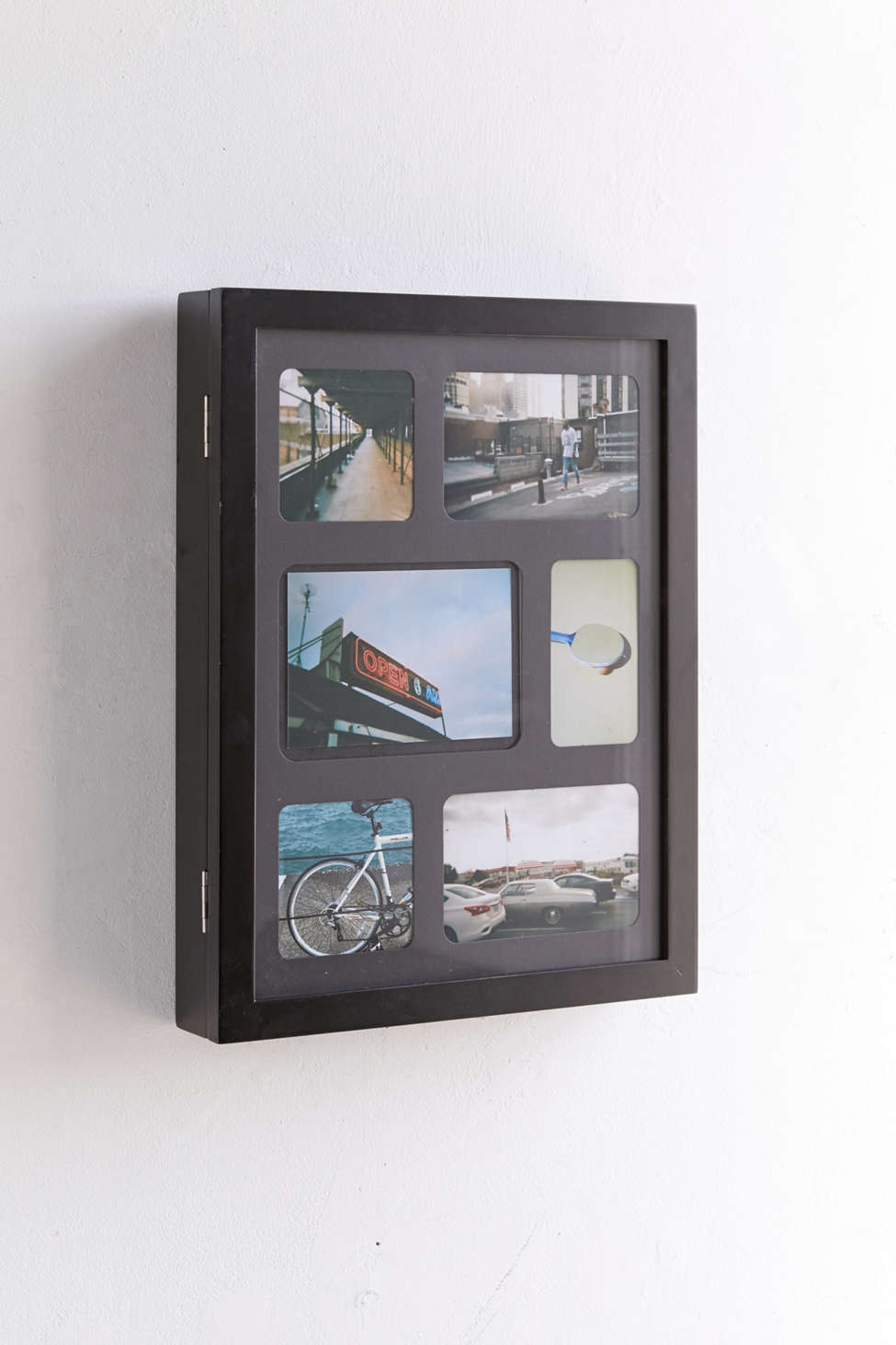 Slide View: 1: Mele & Co. Leighton Picture Frame Jewelry Box