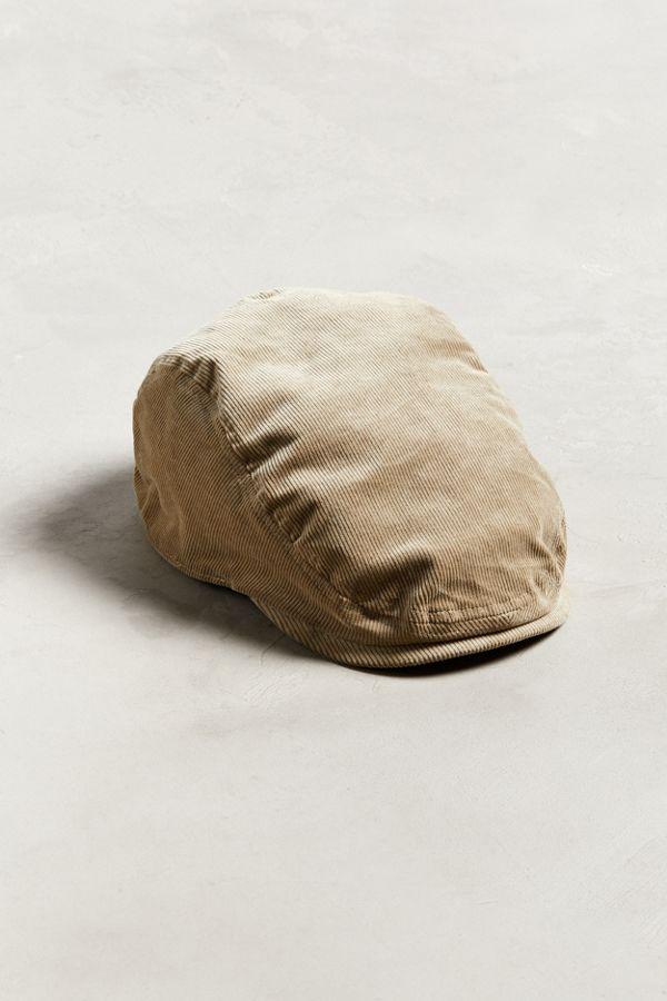 Kangol Corduroy Newsboy Hat  765ccab134d
