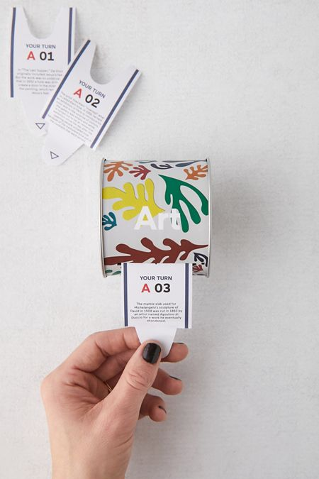DOIY Design Fact Ticket Box