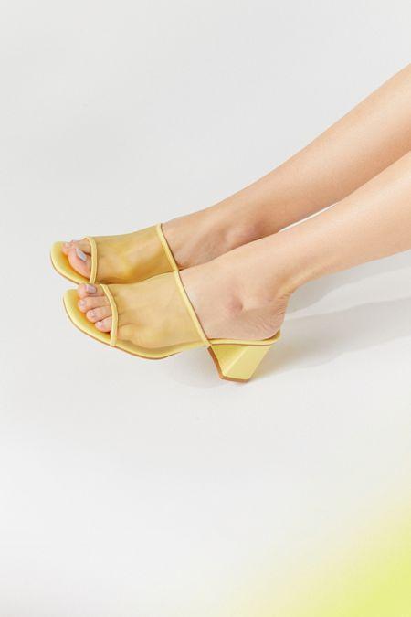 UO Amanda Mesh Mule Sandal 103a26fbe9