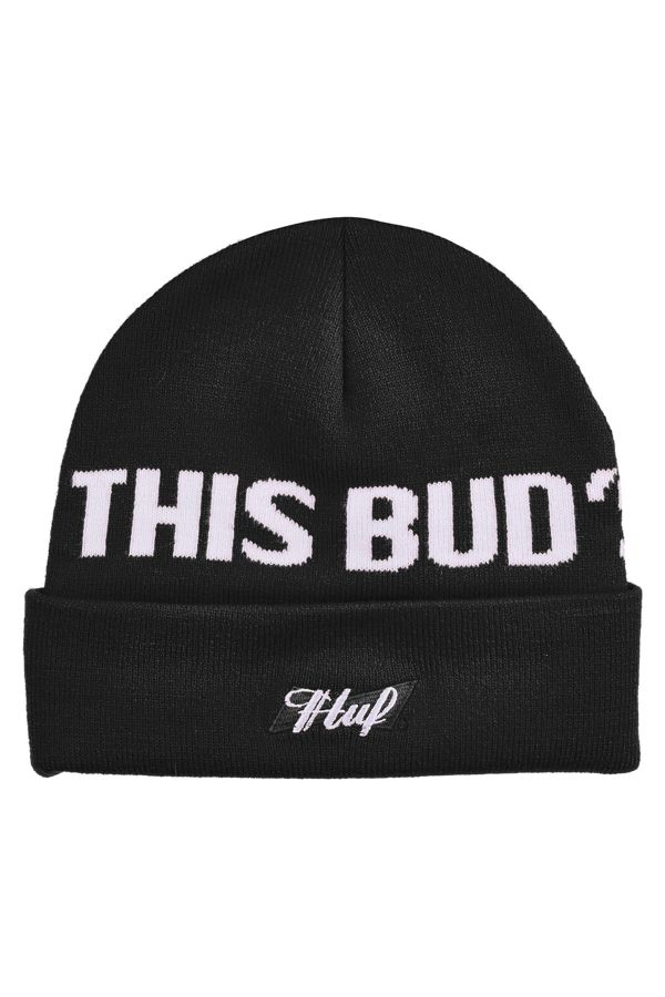 8f8fba27572 HUF x Budweiser Buds For You Beanie