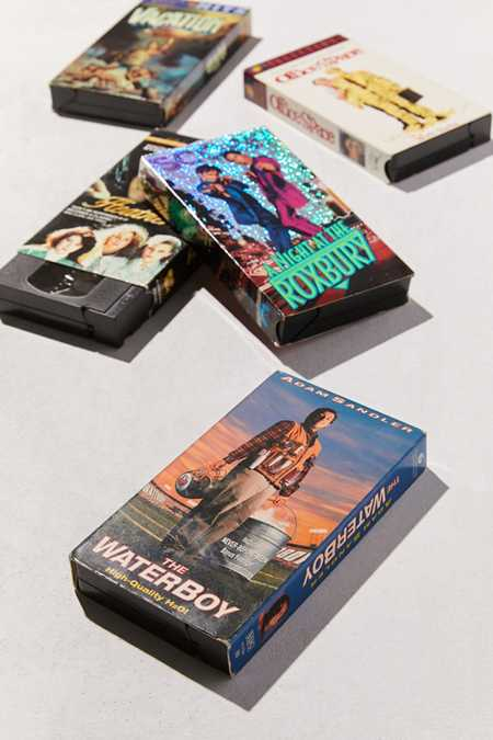 Studiohouse Designs Assorted '90s Comedy VHS Tape - Set Of 5