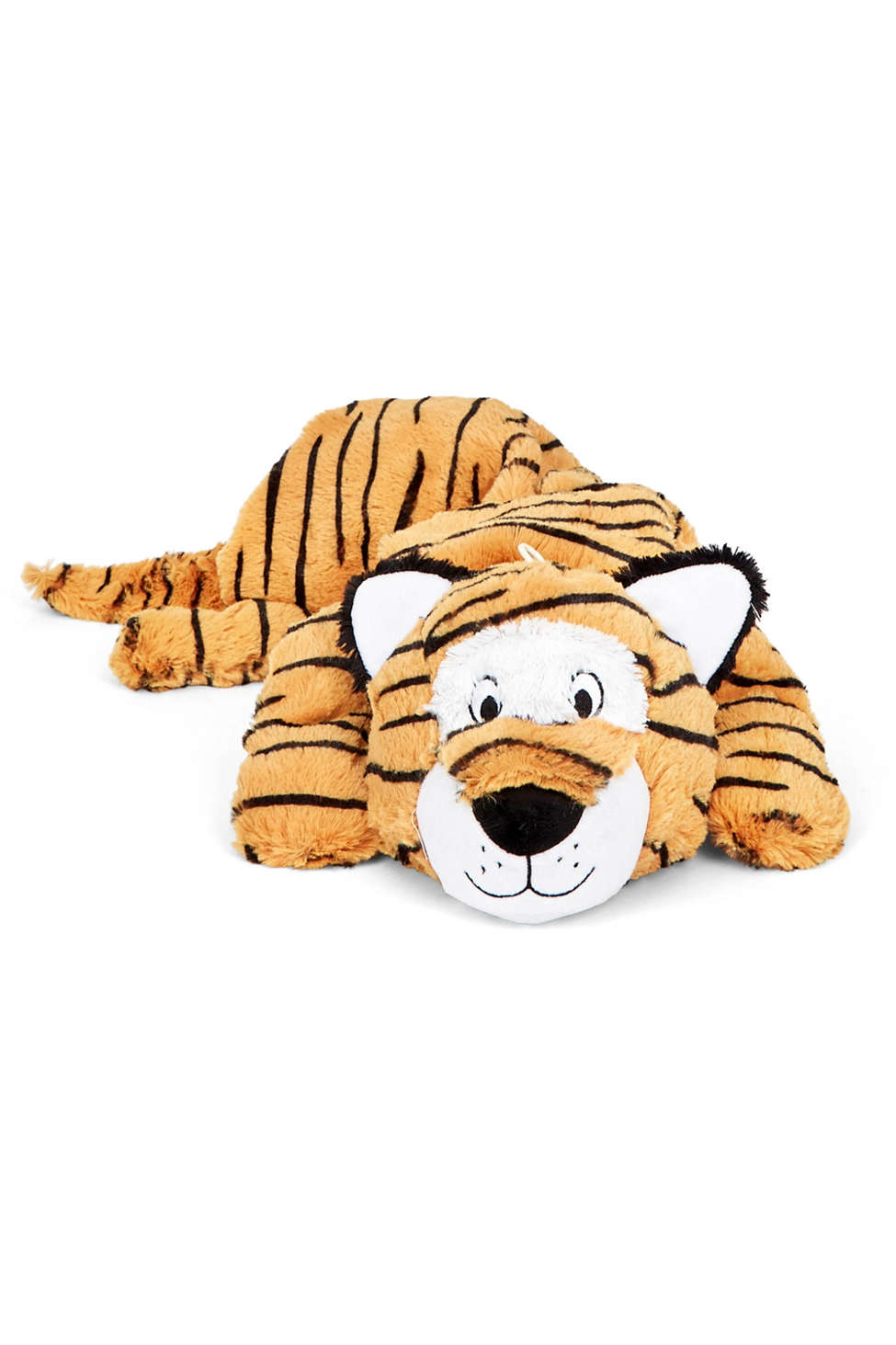 Slide View: 1: BARK Benji the Tiger Dog Toy