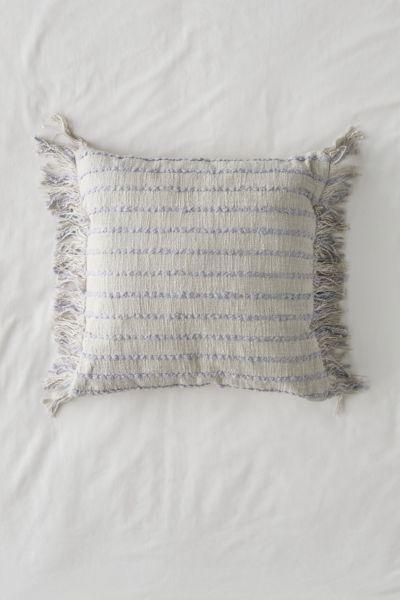 Etra Tassel Throw Pillow