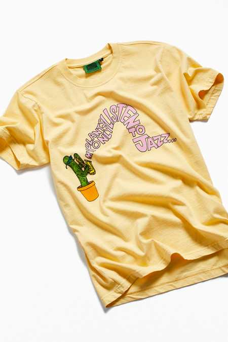 Plant Museum UO Exclusive Jazz Tee
