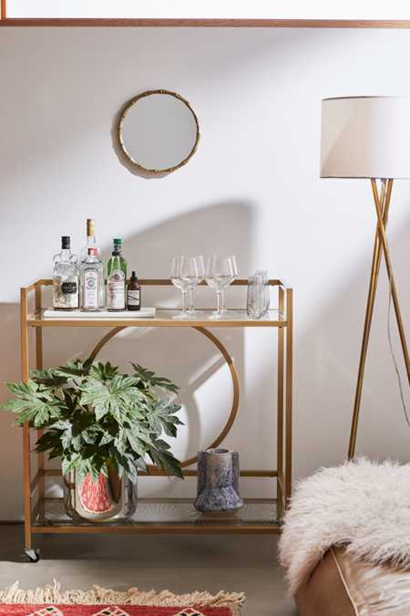 Claire Bar Cart