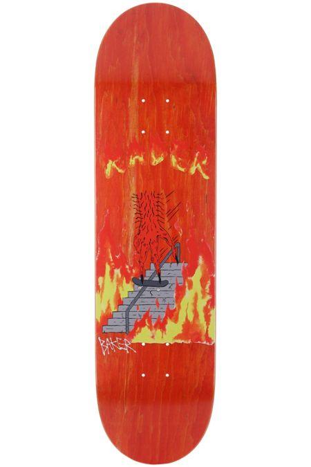 Baker Kader Board To Death Asst Veneers Skateboard Deck 8.25x31.87 46ad88b0f4b