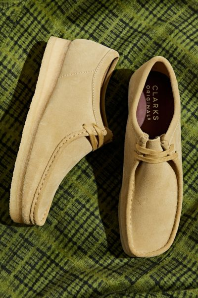 Clarks Suedes WALLABEE SUEDE BOOT