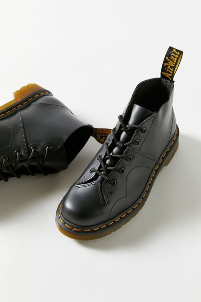 Dr. Martens CHURCH SMOOTH LEATHER MONKEY BOOT