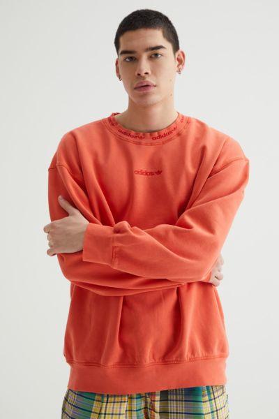 Adidas Originals Cottons DYED CREW NECK SWEATSHIRT