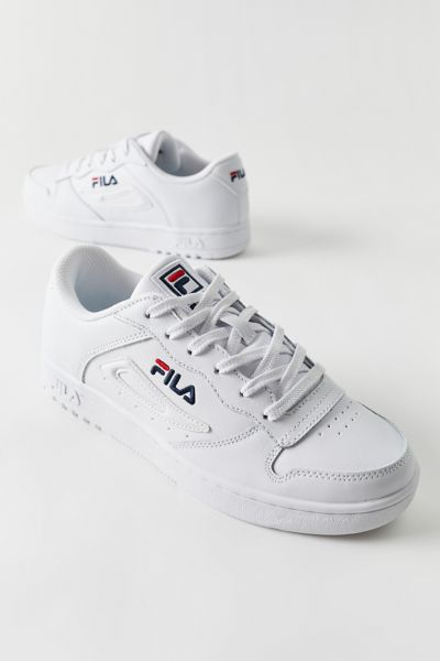 Fila Women's Fx 100 Low Casual Sneakers From Finish Line In White Navy