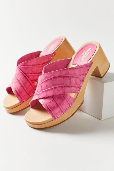 Swedish Hasbeens Sandals ANETTE HIGH SANDAL