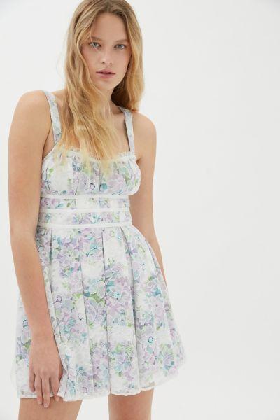 For Love & Lemons Mini dresses LORETTA MINI DRESS