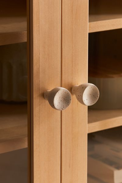 Urban Outfitters Sofia Knob In Ivory